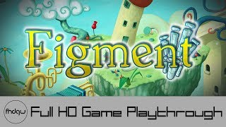 Figment - Full Game Playthrough (No Commentary)