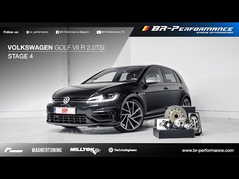 Volkswagen Golf R 2.0TSI / !! 510 HP !! / STAGE 4 By BR-Performance