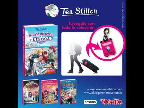 Vidéo de Tea Stilton