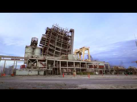 Duke Energy completes final implosion of Sutton Steam Plant - Nov. 9, 2016