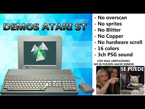 Bola Extra - Demos Atari ST