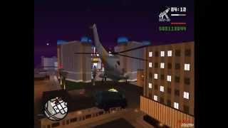 Прохождение GTA San Andreas: Миссия 86 - Вверх,Вверх и вдаль