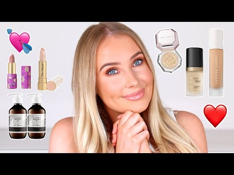 MY HOLY GRAIL FAVOURITE PRODUCTS!!