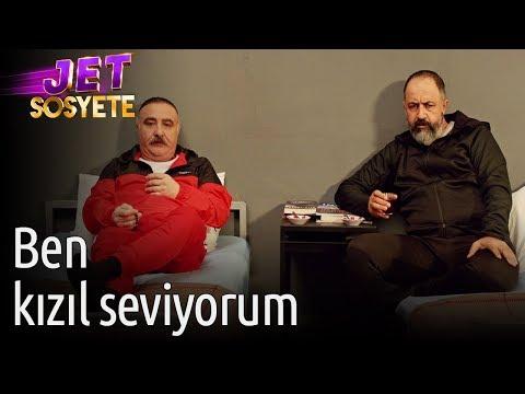 Jet Sosyete 3. Sezon 13. Bölüm - Ben Kızıl Seviyorum