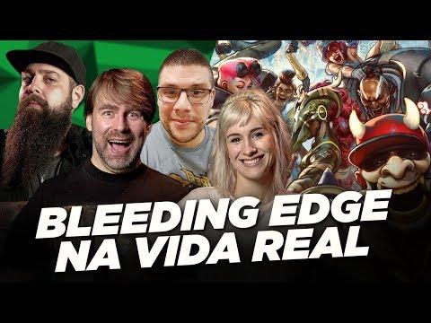 Desafio Bleeding Edge na BGS 2019!