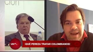 Cónsul en Islas Canarias dice a colombiano necesitado que no tiene todo el tiempo para atenderlo