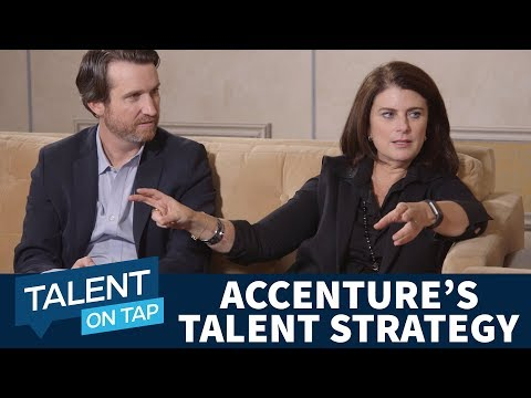 Talent on Tap Ep. 6 | Accenture's Top Strategy for Managing and Retaining Talent