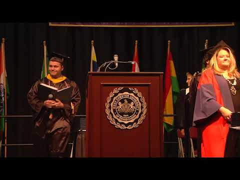 WCU Undergraduate Commencement Ceremony 1:30PM