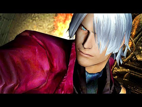 DEVIL MAY CRY HD Collection Gameplay Trailer (2018) PS4 / Xbox One / PC