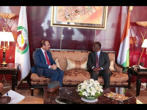 Les Entretiens du jeudi 11 juillet 2019 du Président Alassane OUATTARA