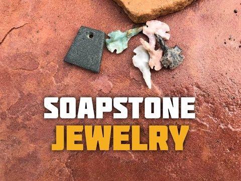 Soapstone Jewelry
