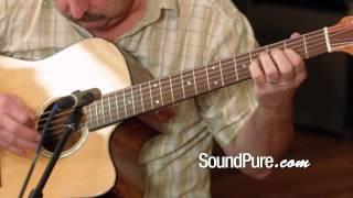 Goodall Aloha Koa Standard Cutaway Acoustic Guitar