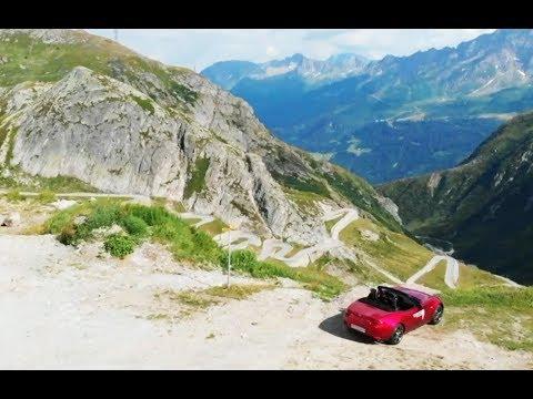 The N° 1 Road Trip of Switzerland
