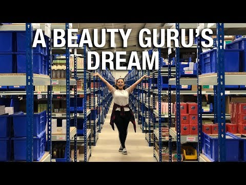 A BEAUTY GURU'S DREAM COME TRUE | KAUSHAL BEAUTY VLOG