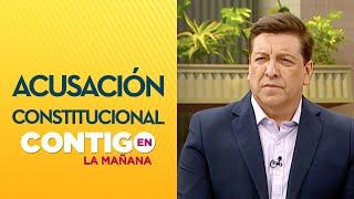 """JC Rodríguez: """"Las palabras de Mañalich son memes mundiales"""" - Contigo En La Mañana"""