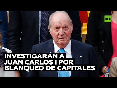Abren tercera pesquisa a Juan Carlos I por blanqueo de capitales