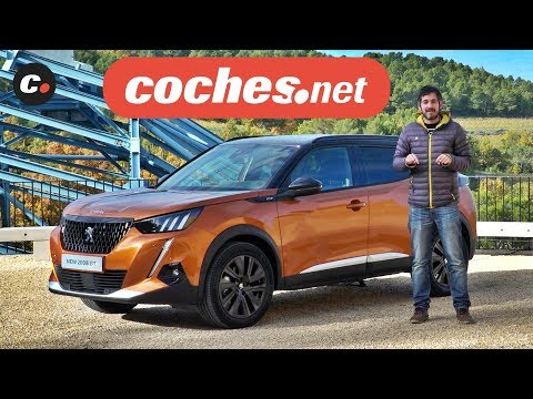 Peugeot 2008 2019 | Primera prueba / Test / Review en español | coches.net