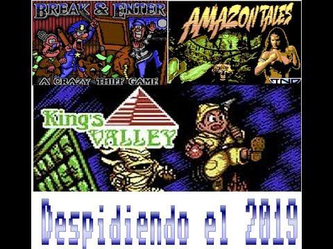 Commodore 64 Real 50Hz: Despidiendo el año Commodoriano 2019