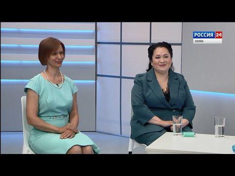 Вести-Здоровье. Акушер-гинеколог Татьяна Попова и акушерка Олеся Усачева