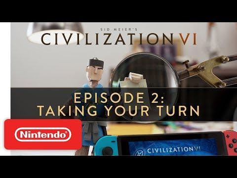Sid Meier?s Civilization VI - Episode 2: Taking Your Turn - Nintendo Switch