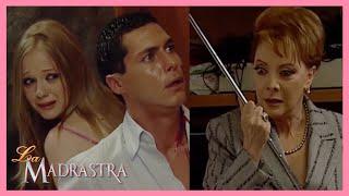 La Madrastra: ¡Alba desea vengarse de Esteban matando a sus hijos! | Escena - C59