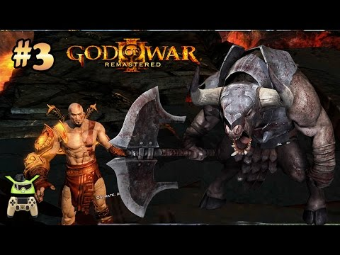 LOS JUECES DEL INFRAMUNDO - GOD OF WAR 3 REMASTERIZADO / CAPÍTULO 3