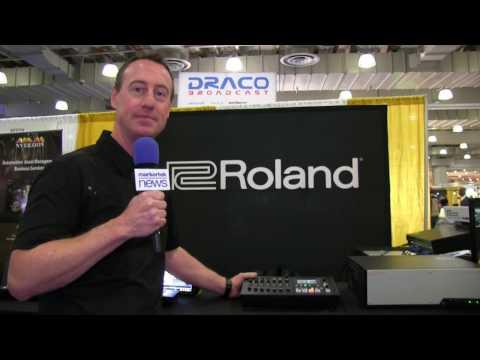 Roland VR-4HD HD A/V Mixer