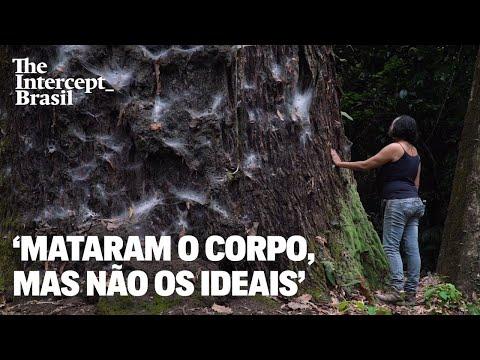 Ativista que teve irmão e cunhada assassinados luta pelo reflorestamento da mata nativa no Pará