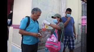 Universitarios han entregado más de 2 mil kits sanitarios ante COVID-19