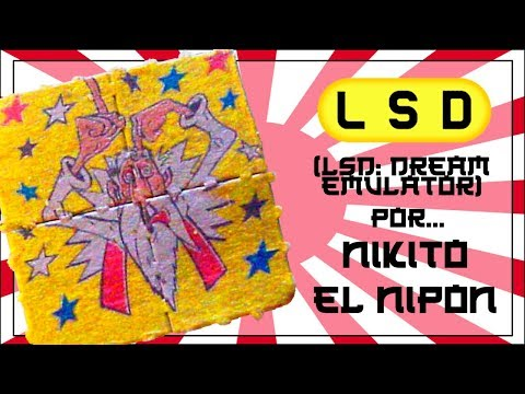 LSD: Dream Emulator (Playstation)... por Nikito el Nipón