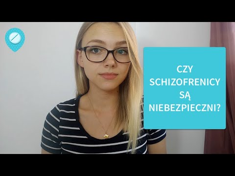 Jakie sąobjawy schizofrenii?