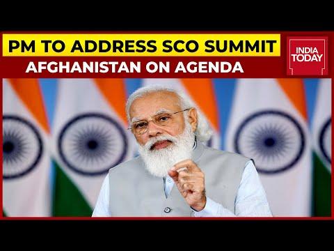 21st SCO Summit Today; Afghanistan Crisis Key Focus, PM Narendra Modi To Raise Terrorism Issue