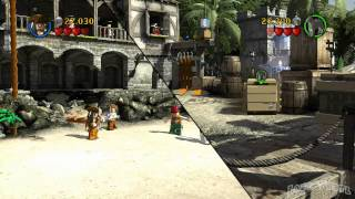 LEGO Pirates of the Caribbean #02 [Молча]