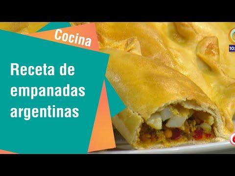 Empanadas argentinas desde cero   Cocina
