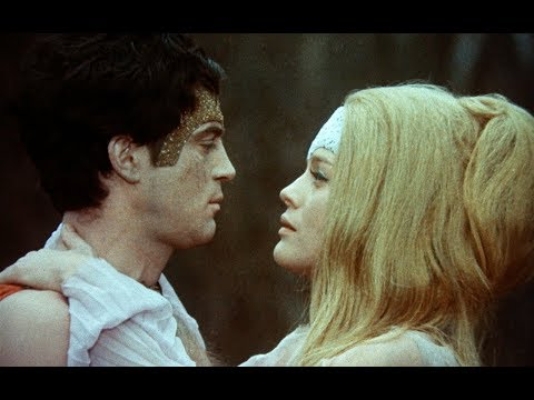 RADÚZ A MAHULENA - drama, fantasy, pohádka - 1970