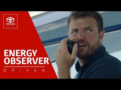 Energy Observer | Toyota Driven