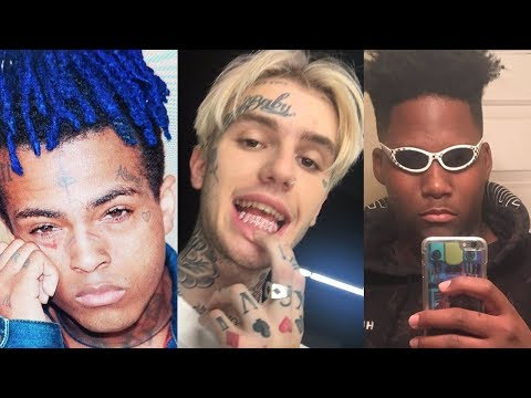 connectYoutube - XXXTentacion Gets Upset at SavageRealm for Mocking Lil Peep