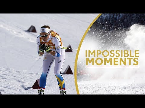 Charlotte Kalla's Incredible Comeback | Impossible Moments