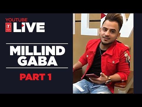 connectYoutube - Youtube Live: Millind Gaba | #NazarLagJayegi | T-Series