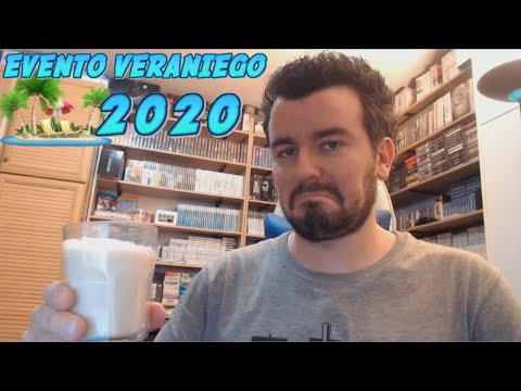 EVENTO VERANIEGO 2020 --- Presentación y Fechas (Slobulus)