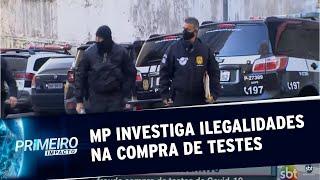 MP deflagra operação contra fraudes em compra de testes de Covid-19 | Primeiro Impacto (02/07/20)
