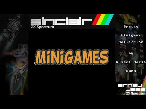 Speccy Minigame Collection by Russell Marks