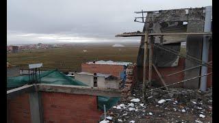 Demuelen el edificio que se constituye en un riesgo para operaciones aéreas en El Alto