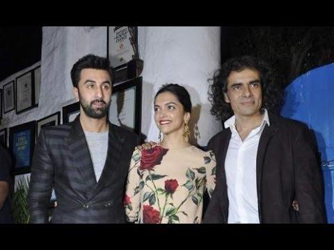 Ranbir And Deepika Celebrate Tamasha's Success
