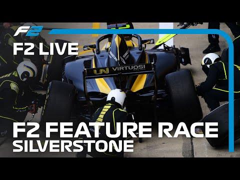 LIVE: Formel 2 Hauptrennen! | 2020 Silverstone