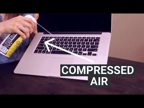 How to clean your computer or laptop safely