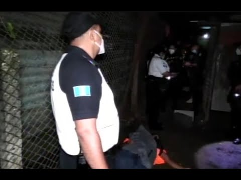 Asesinan a hombre de 35 años en zona 1 de Mixco