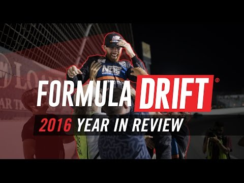 Formula Drift: 2016 Year in Review