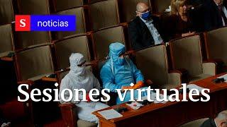 Noticias en vivo de Colombia: Ayudas en Colombia, Congreso espera sesiones virtuales | Semana Notici