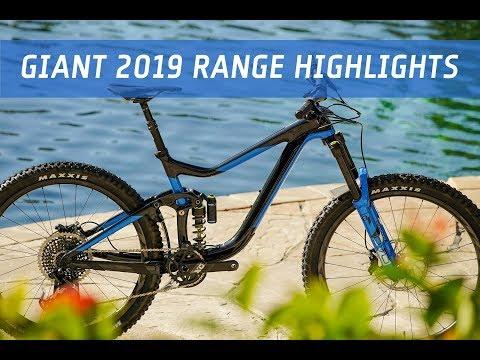 Giant 2019 MTB Range Highlights - Flow Mountain Bike